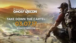 Ghost Recon Wildlands - Gameplay: Stealth Takedown Mission (Xbox One) 2017