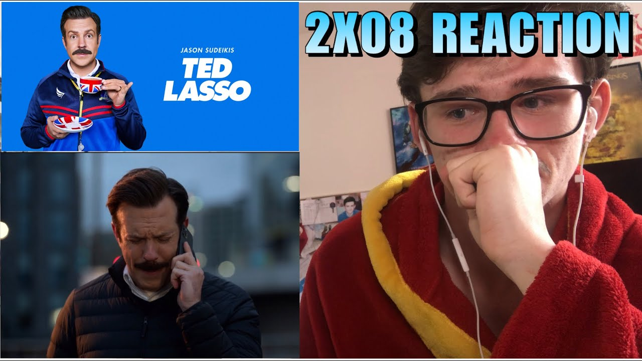 Download Ted Lasso 2x08   Reaction / Review!!