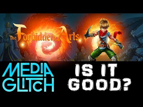 Is The Forbidden Arts good or should it be forbidden to play? Media Glitch review