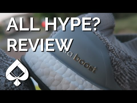 All HYPE? | Adidas Ultra Boost Uncaged | On-Feet Review
