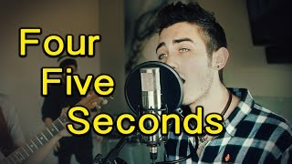 Four Five Seconds - Greg Gorenc Cover (w/ The Pilot Kids)