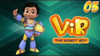 Vir: The Robot Boy | Hindi Cartoon Series For Kids | The Lightening Robot | Hindi Stories | Wow Kidz