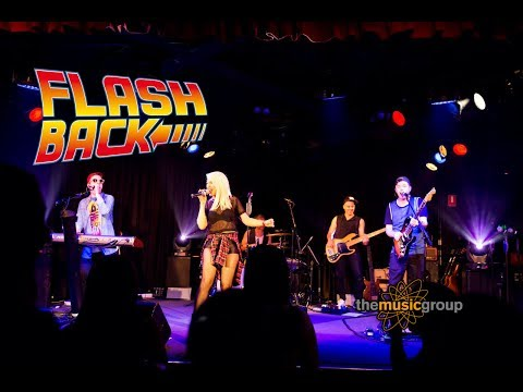 Flashback | Retro Cover Band | Live at Groove Bar Crown Casino