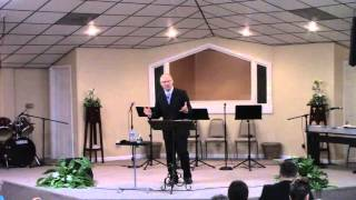 Never Stop Seeeking The Lord  5 1 2016 Pastor Eric Descant