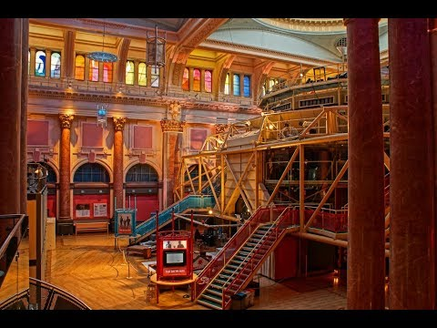 Places to see in ( Manchester - UK ) Royal Exchange Theatre