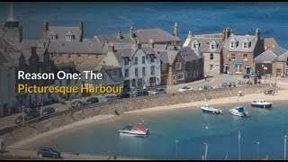 Six reasons to Visit Stonehaven in Scotland