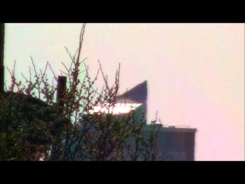 Orb Clusters Collecting Solar & Microwave Energy At The Dish, 06.04.12@6.11pm.wmv