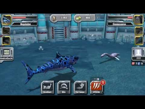 Jurassic park builder online battle aquatic youtube for Builder online