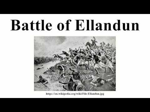Battle of Ellandun
