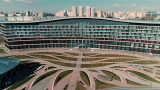 Minsk Marriott Hotel: Overview