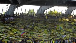 Hymne à la Beaujoire FC Nantes contre Sedan 17/05/2013