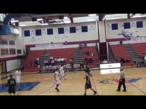 Keishun Cuchens 2014-15 season highlights Denton Calvary Academy