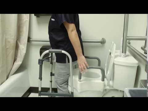 download Toileting after hip replacement