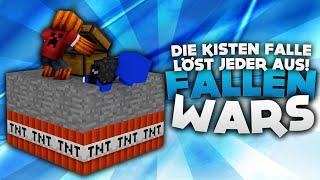 Die KISTEN FALLE löst JEDER aus! | Minecraft Fallen Wars | DieBuddiesZocken