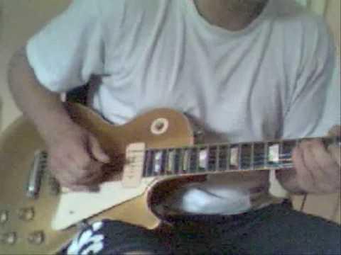 Gibson Les Paul 1956 RI Crunch