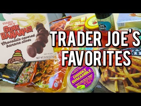 My Trader Joe's All Time Favorites | Weight Loss Journey