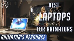 Best Laptops For 3D Animation & VFX in 2019 | Animator's Resource