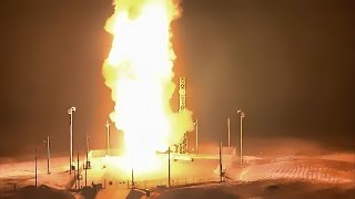 Nuclear ICBM Missile Testing • Minuteman III Launches