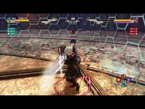SWORD ART ONLINE: HOLLOW REALIZATION Epic Fight