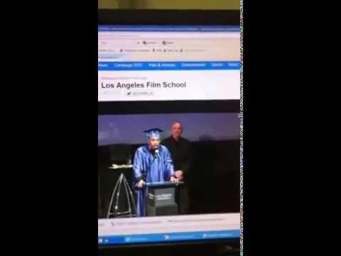 Jay graduates !