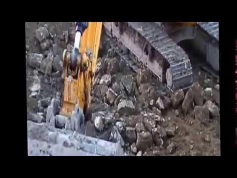 Destruction de vestiges gallo-romains du 1er siècle avant JC sur un chantier de fouille de l'INRAP
