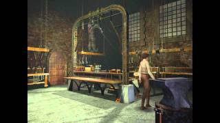 Welcome to Syberia! part 7 Oscar and his feet