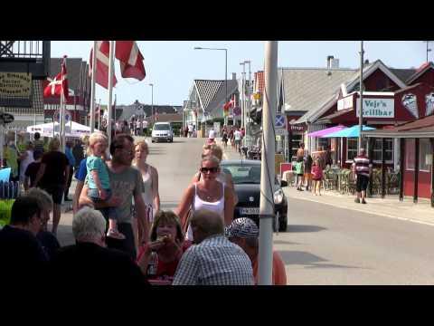 Neu neu Vejers Strand video - Eine Oase an der Nordseeküste
