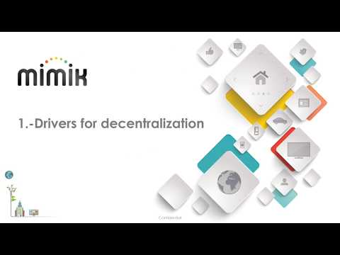 1   Decentralization and its drivers