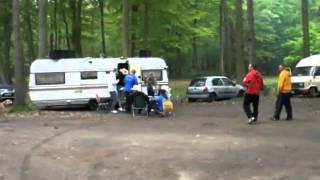 """Pfingsten 2010..........Graal-Müritz.......Ostseecamp und Ferienpark """"Rostocker Heide"""