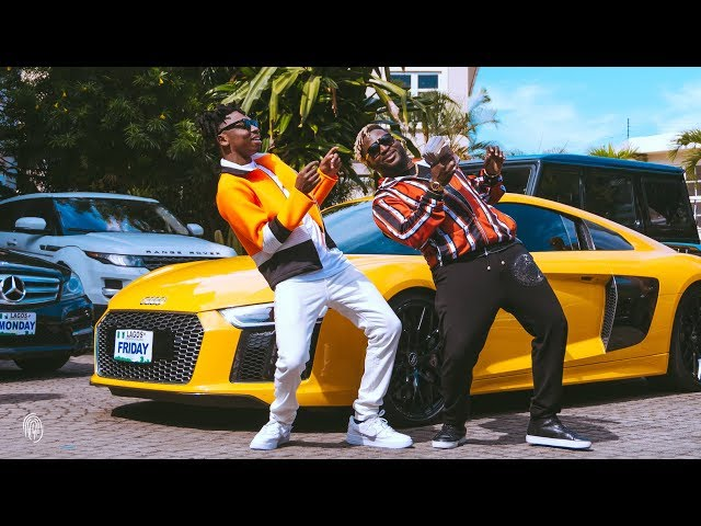 Mayorkun - Fantasy (Official Video)