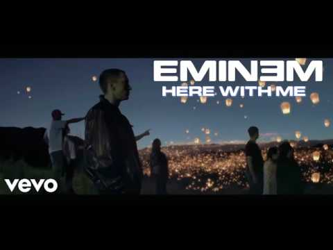 Eminem - Here With Me (Official Audio) ft. Kendrick...