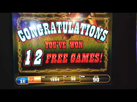 GAUCHO'S GOLD SLOT MACHINE: FREE GAMES HIT