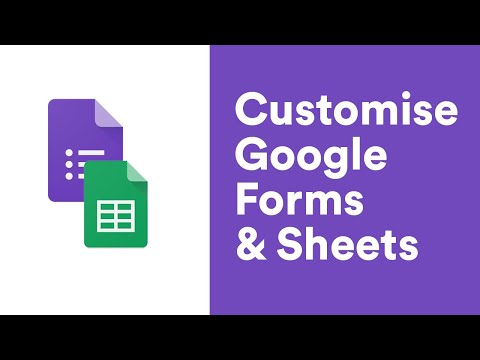 FULLY Custom HTML And CSS For Google Forms - Submit To Sheets! Make It Look Awesome!