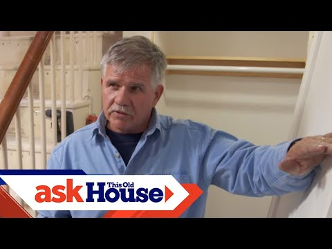 How To Install A Pre Hung Interior Door Youtube