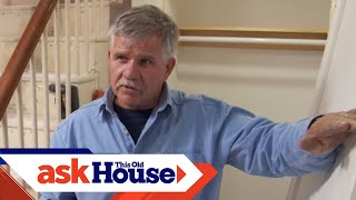 How to Install a Pre-Hung Interior Door | Ask This Old House