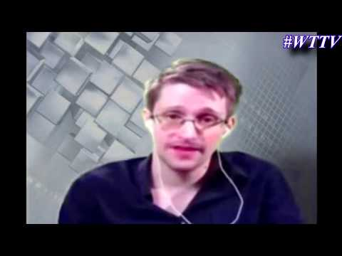 Edward Snowden - The Spying Hardware used by the NSA - Interview 09/09/17