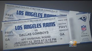 2 On Your Side: NFL Playoff Ticket Scams