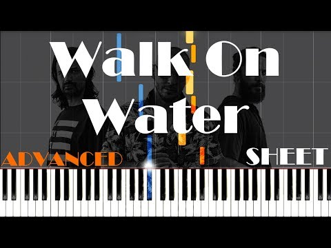 Thirty Seconds To Mars - Walk On Water | Piano Tutorial ADVANCED
