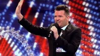 Edward Reid - Britain's Got Talent 2011 Audition - itv.com/talent