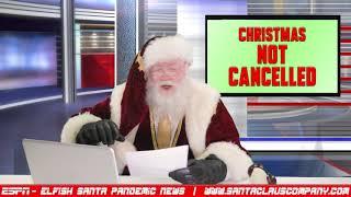 Santa Claus' Message to Caio