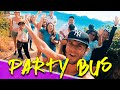 PARTY BUS JOURNEY TO EL NIDO PALAWAN (TOTALLY AWESOME!)