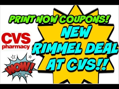 photograph about Rimmel Coupons Printable referred to as Refreshing CVS RIMMEL Package PRINTABLE Discount coupons PRINT At this time!!!