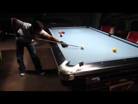 Hướng dẫn Kỹ thuật chơi bida lỗ Bida Pool P3