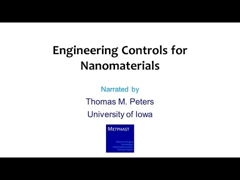 Module 16: Engineering Controls for Nanomaterials