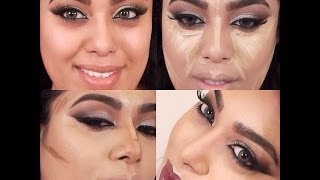 FOUNDATION, CONTOUR AND HIGHLIGHT TUTORIAL - L.A. Girl Cosmetics