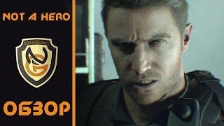 Обзор игры Resident Evil 7: Biohazard — Not A Hero