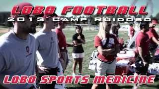 2013 Lobo Football | Lobo Sports Medicine in Ruidoso