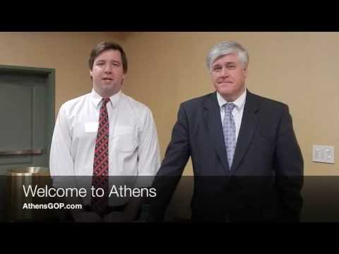 2015 GA GOP Convention - Welcome to Athens!