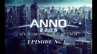 Gameplay FR ANNO 2205 par Néo 2.0 - Episode 1