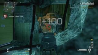 Call of Duty®: Ghosts Kem on Free Fall And Cross the map